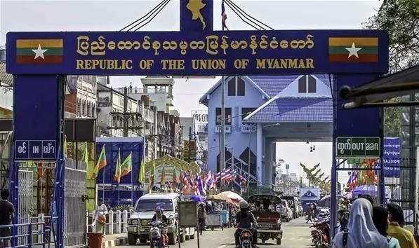 缅甸15个边境口岸下月将启用高科技检查系统
