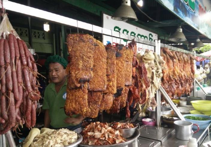 十万人民币在缅甸能干什么项目?我在仰光开餐馆(四)