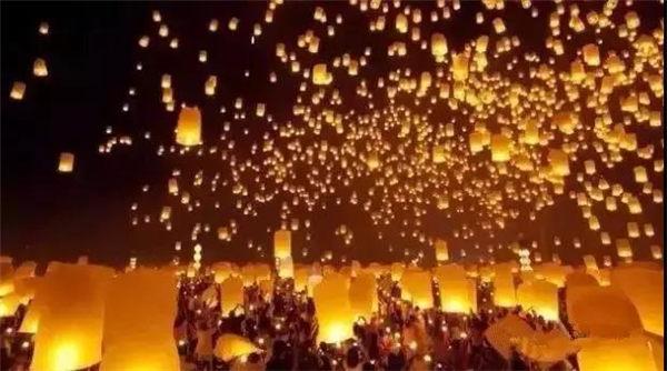 缅甸点灯节