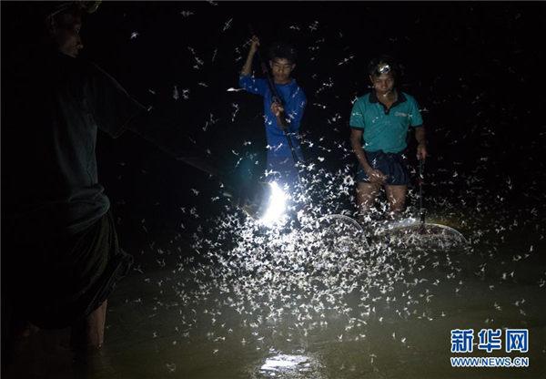 缅北人的传统生活