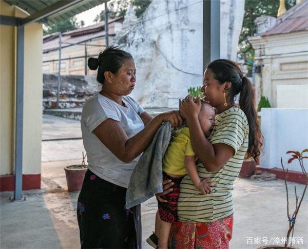 镜头里说故事之一带一路(缅甸)儿童的故事