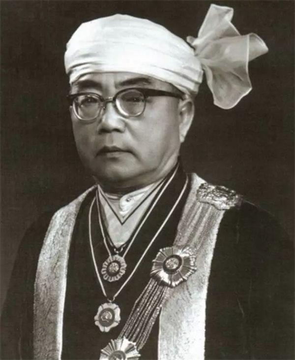 缅甸政治家介绍——苏瑞泰