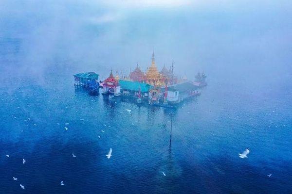 2020年中缅文化旅游年,从腾冲出发遇上缅甸密支那