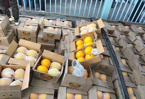 缅甸水果销售寻找国外新市场