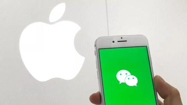 选苹果,还是选微信?