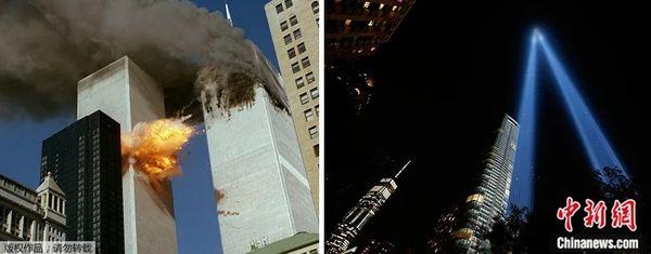 """""""911""""十九周年:当历史叠进现实,美国的梦魇重演……"""