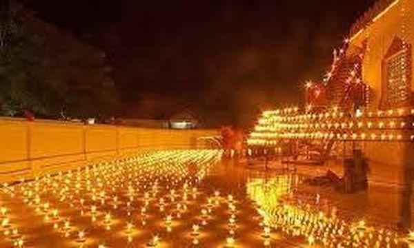 《似蜜随笔》缅甸民族传统节日——直桑岱《光明节》(了因)