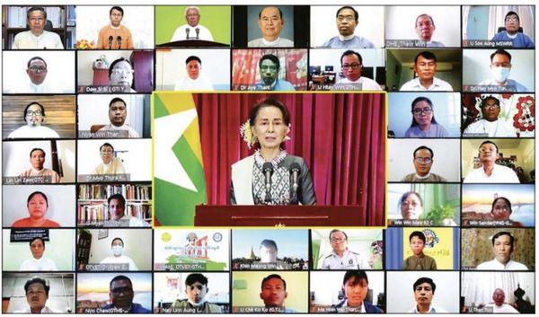 缅甸举行国家工程学院(GTI)教育125周年的纪念活动