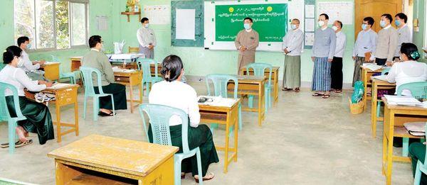 缅甸大中小学校何时重新复课?