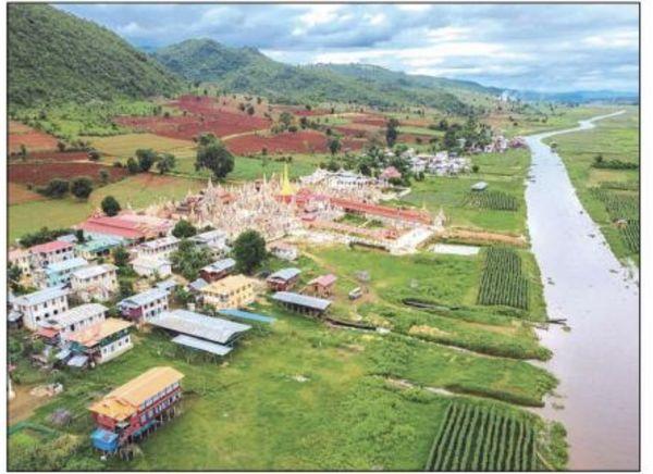掸南茵莱湖地区的一新旅游路线与景点