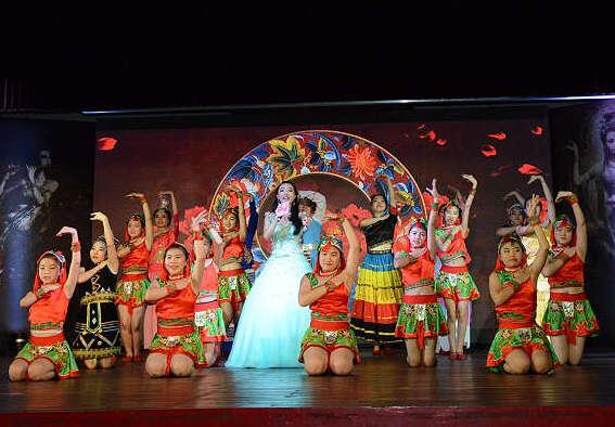 2017年缅华妇女协会庆祝国际三八妇女节