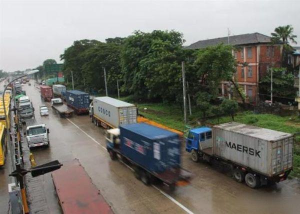 本财政年度上半年缅甸对外贸易情况