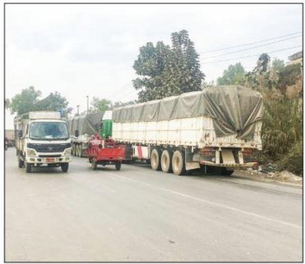 缅泰边境本财政年度贸易总额还只达到19亿美元