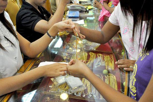 缅甸黄金价格创新记录