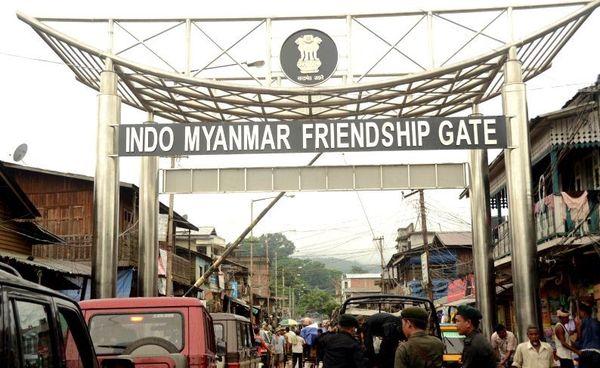 缅印边境贸易额本财政年度到达1.6亿美元