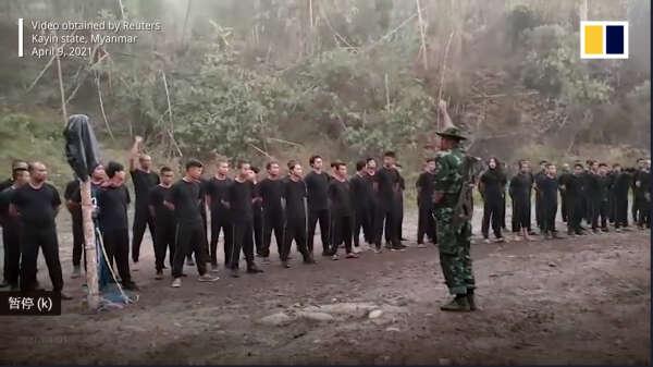 组建缅甸人民国防军,民盟真能枪杆子里出政权?