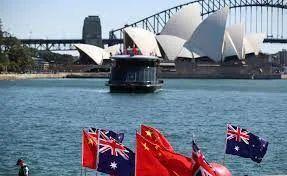 中国今天这记重锤,会打趴澳大利亚吗?
