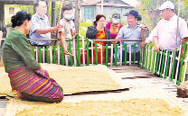 掸邦南部地区将打造旅游村
