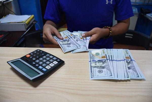 缅甸央行将从5月13日起开始卖出美元