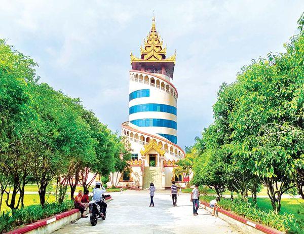 仰光民族村每年向国家上缴5亿多缅元的税赋