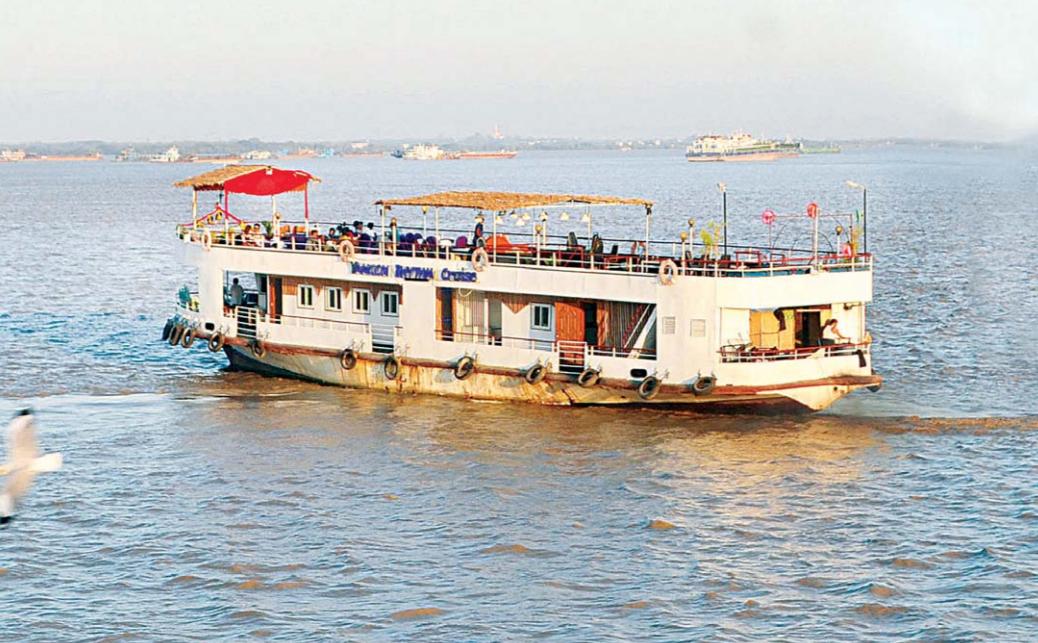 仰光河的游轮游览活动将重新启动