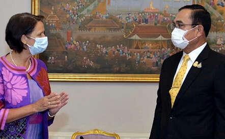 泰国总理称不会驱逐缅甸难民