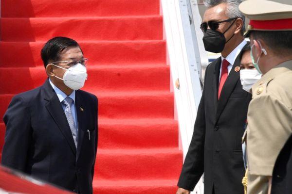 缅甸将在未来一周与东盟官员举行会谈