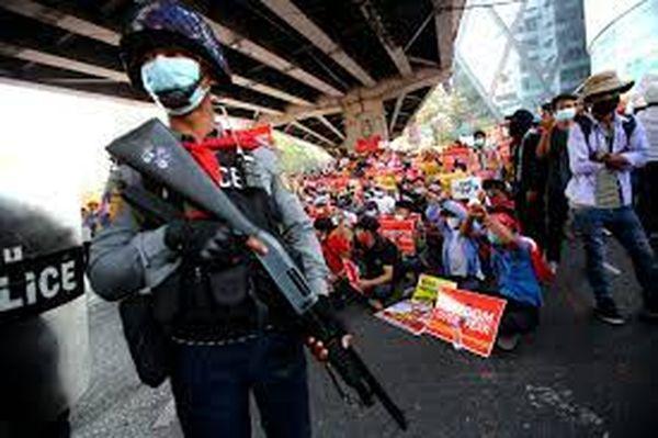 联大将讨论对缅甸武器禁运草案 法媒:虽无法律约束力,但极具政治重要性