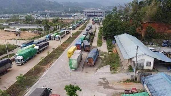 2020-2021财年前7个月缅甸贸易情况