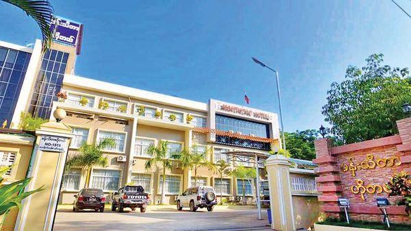 为方便旅客们的投宿马奎省的旅舍旅馆全部开放恢复营业