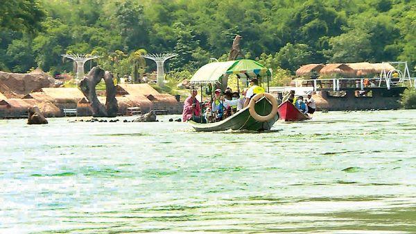 曼德勒省将开发以多塔瓦底河流域为主的旅游路线