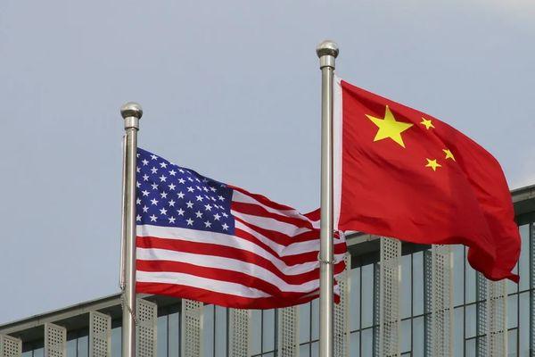 """美国输给中国?""""目前,中国遥遥领先"""""""