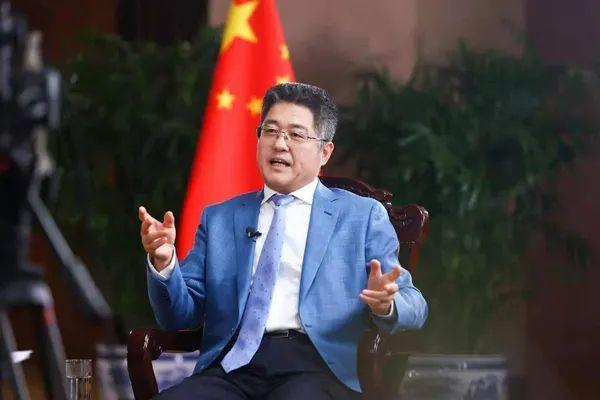 外交部副部长乐玉成接受观察者网专访,谈当下中美关系
