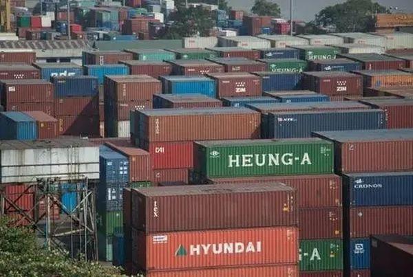 新财政年度头8个月(2020年10月至2021年5月)对外贸易情况