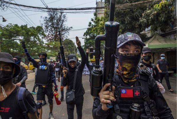 缅甸即将开始的革命——如果缅甸崩溃会变成什么?