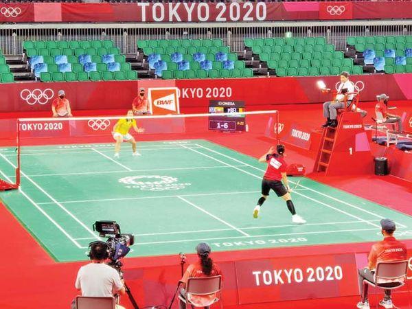缅甸羽坛女将饮恨东京奥运会
