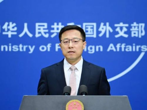 中方如何评价舍曼访华?外交部:双方谈得很深、很透,增进了相互了解
