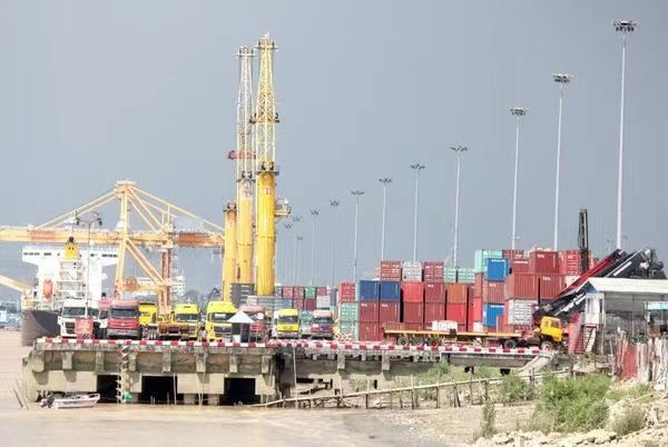 2020—21财政年度头十个月缅甸对外贸易情况(初步数据)