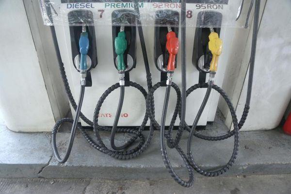 9月21日缅甸燃油价格飙升至每升1210缅币以上