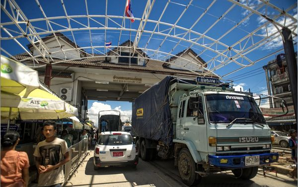 2020—21财政年度缅甸由边贸出口水产品3.86亿美元