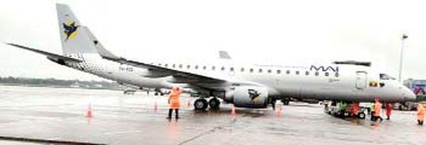 缅甸国际航空公司又到新飞机,缅甸国内航班再恢复两条航线